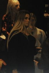 Katie Price - Makeup Masterclass in Manchester 09/26/2021
