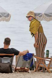 Katy Perry - Beach in Santa Barbara 08/31/2021