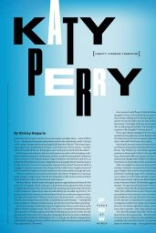 Katy Perry - Variety 09/29/2021 Issue