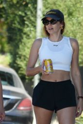 Keeley Hazell - Out in Los Angeles 09/23/2021