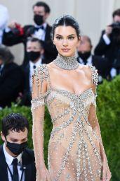 Kendall Jenner – 2021 Met Gala