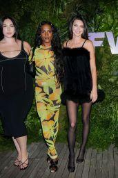 Kendall Jenner - FWRD Partnership Dinner in New York City 09/10/2021