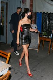 Kendall Jenner - Heading to a Party in NYC 09/09/2021