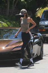 Kendall Jenner - Out in Beverly Hills 09/04/2021