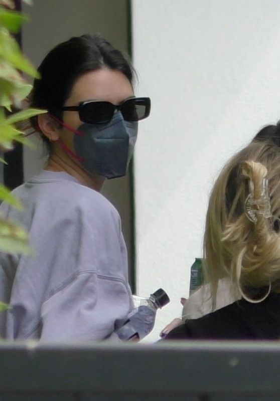 Kendall Jenner - Out in West Hollywood 09/28/2021