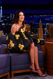 Kendall Jenner - The Tonight Show Starring Jimmy Fallon in New York 09/14/2021