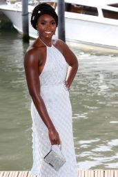 KiKi Layne - Arriving at the 78th Venice Film Festival 09/04/2021