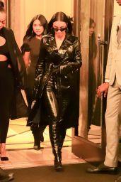 Kim Kardashian at Carbone in New York 09/11/2021