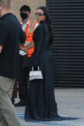 Kim Kardashian at Nobu in Malibu 09/07/2021
