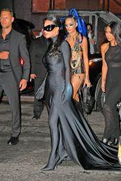 Kim Kardashian - Returns to Her Hotel in New York 09/13/2021