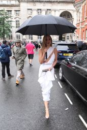 """Kimberley Garner - Arrives For the James Bond Premiere """"No Time To Die"""" in London 09/28/2021"""