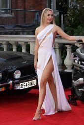"Kimberley Garner – ""No Time To Die"" World Premiere in London"