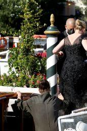 Kirsten Dunst - Arriving at the 78th Venice International Film Festival 09/02/2021
