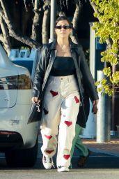 Kourtney Kardashian - Shopping at the Topanga Mall in LA 09/15/2021