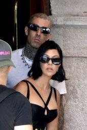 Kourtney Kardashian - Shopping in Venice 09/30/2021