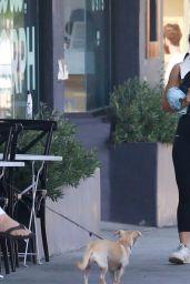 Kristen Bell - Out in Los Feliz 09/13/2021