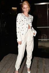 Kristen Stewart - Yves Saint Laurent Party in Venice 09/02/2021