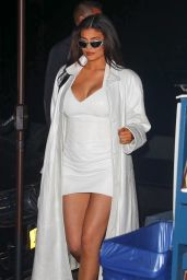 Kylie Jenner Night Out Style - New York 09/08/2021