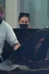 Lady Gaga - LAX Airport in Los Angeles 09/04/2021