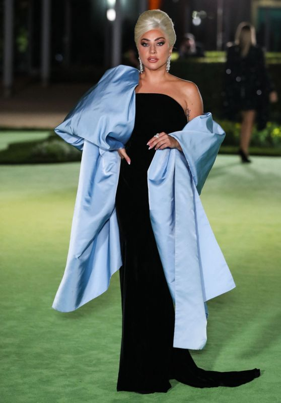 Lady Gaga – The Academy Museum of Motion Pictures Opening Gala in LA 09/25/2021