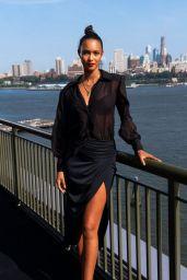 Lais Ribeiro – DUNDAS x REVOLVE NYFW in NYC 09/08/2021