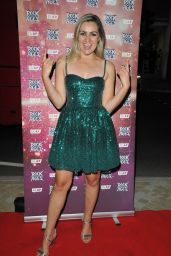 """Larissa Eddie – """"Rock Of Ages"""" First Night VIP Performance in London 09/21/2021"""