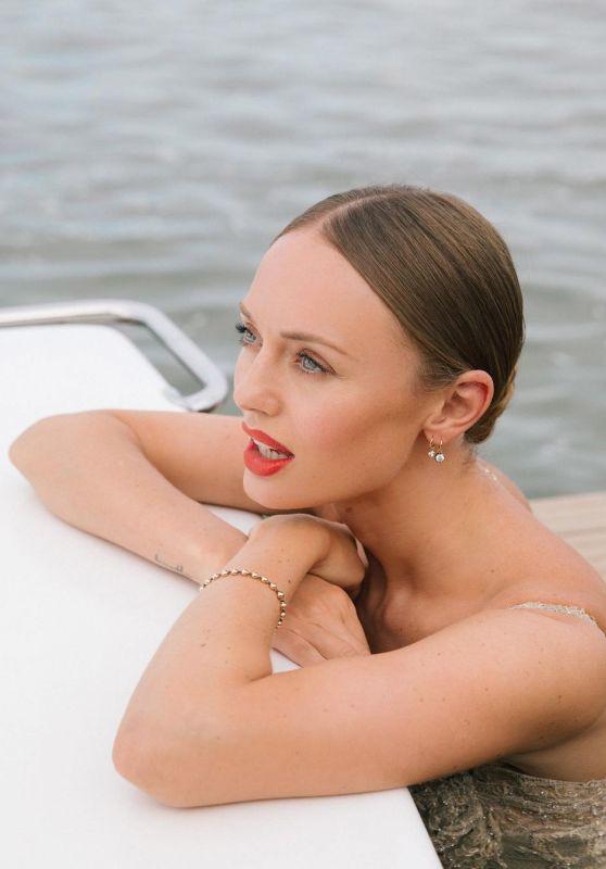 Laura Haddock - Photoshoot for Venice Film Festival September 2021