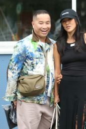 Laura Kim - Out in NYC 09/09/2021