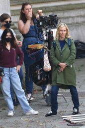 "Lea Drucker - ""War of the Worlds"" Set in Bristol 09/06/2021"