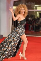 """Leila Depina – """"Mona Lisa and the Blood Moon"""" Premiere at the 78th Venice International Film Festival"""