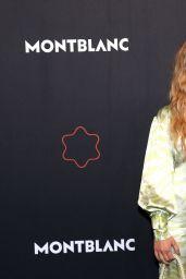 Lena Klenk - Montblanc UltraBlack Launch Event in Berlin 09/15/2021