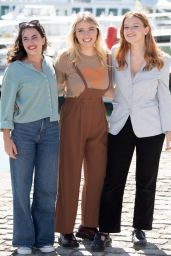 Leonie Souchaud – Mixte Photocall at the 23rd TV Fiction Festival at La Rochelle 09/17/2021