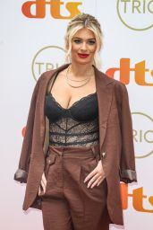 Liberty Poole - The TRIC Awards 2021 in London