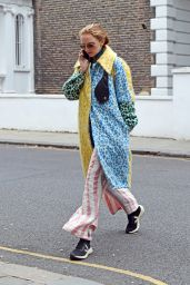 Lily Cole - Out in London