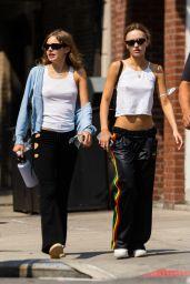 Lily-Rose Depp Street Style - New York City 09/14/2021