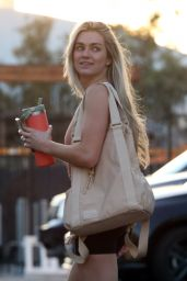 Lindsay Arnold - Leaving the DWTS Studio in Los Angeles 09/05/2021