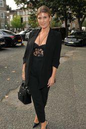 Lindsey Peel – Fashion's Finest Show at London Fashion Week 09/22/2021