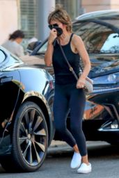 Lisa Rinna - Shopping at Alo Store in Beverly Hills 09/07/2021
