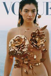 Lorde - Vogue Magazine October 2021