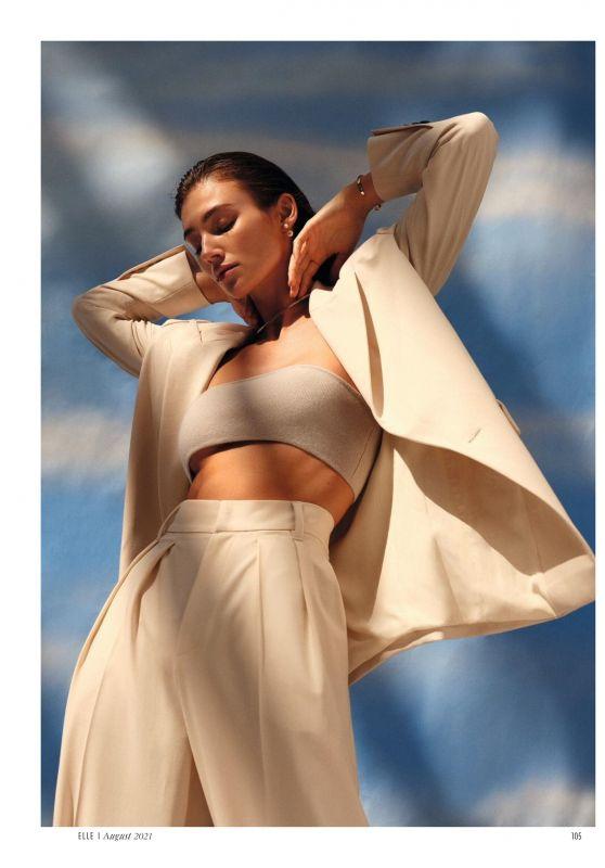 Lorena Rae - ELLE Germany August 2021 Issue