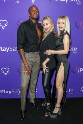 Lottie Moss - iPlaySafe Launch Party at The Mandrake Hotel in London 09/22/2021
