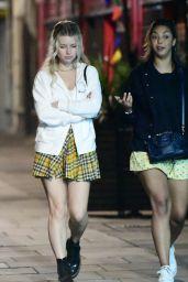 Lottie Moss Night Out - Notting Hill 09/04/2021