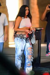 Lourdes Leon - Leaves Rihanna