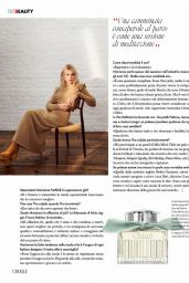 Lucy Boynton - ELLE Italy 10/09/2021 Issue