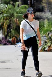 Lucy Hale - Out in Los Angeles 09/16/2021