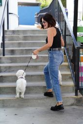 Lucy Hale - Out in Studio City 09/20/2021