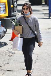 Lucy Hale - Shops in Studio City 09/16/2021