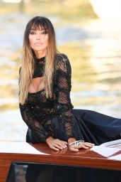 Madalina Ghenea - Arrives at the 78th Venice Film Festival 09/05/2021