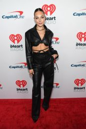 Maddie Ziegler – iHeartRadio Music Festival in Las Vegas 09/17/2021