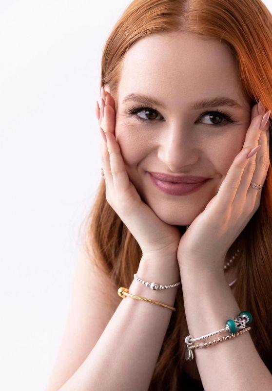 Madelaine Petsch - Pandora Jewelry 2021